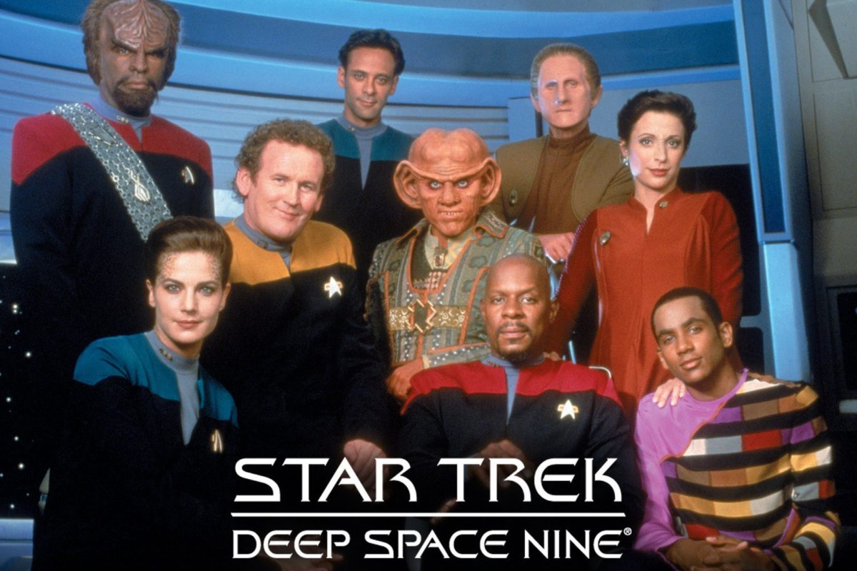 DS9 Rewatch Podcast – Staffel V: Looking for the apocalypse in all the wrong places